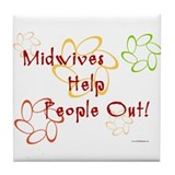 Midwife Drink Coasters