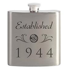 Established 1944 Flask