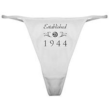 Established 1944 Classic Thong