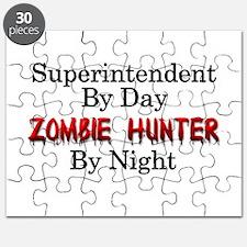 Superintendent/Zombie Hunter Puzzle