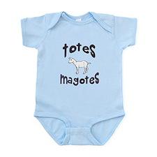 Totes Magotes Infant Bodysuit