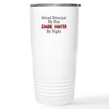 School Principal/Zombie Travel Mug