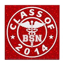 Class Of 2014 BSN Tile Coaster