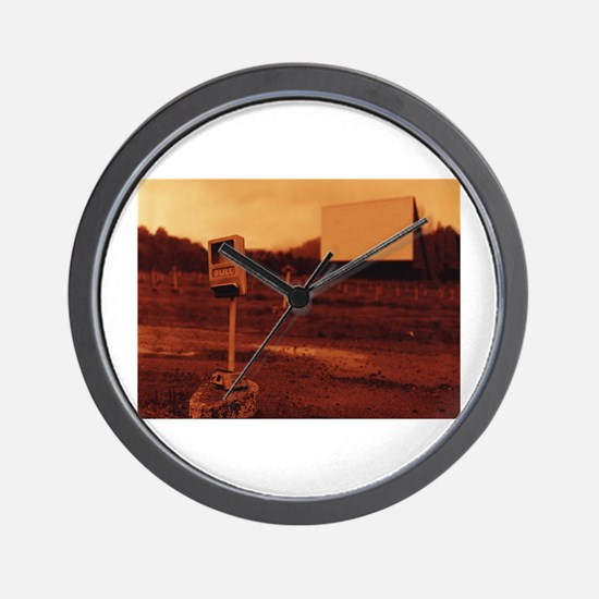DRIVE-IN Wall Clock
