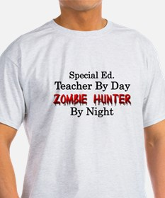 Special Ed. Teacher/Zombie T-Shirt