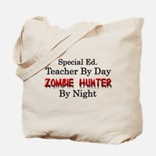 Special Ed. Teacher/Zombie Tote Bag