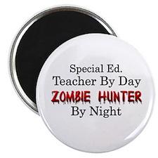 Special Ed. Teacher/Zombie Magnet