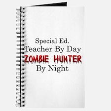 Special Ed. Teacher/Zombie Journal