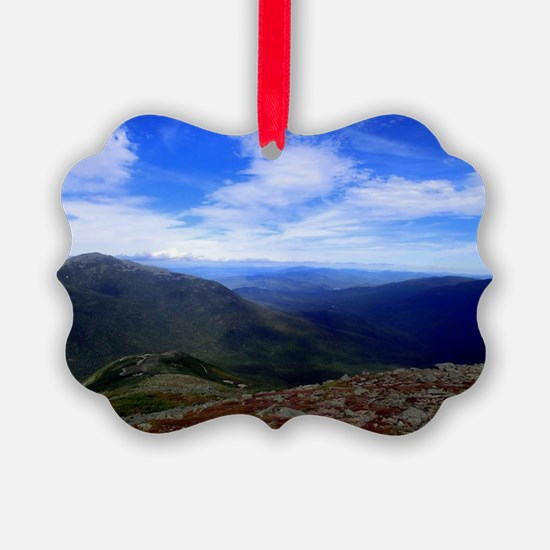 Mt. Washington on a Clear Day Ornament