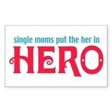 Moms Rectangle Decal