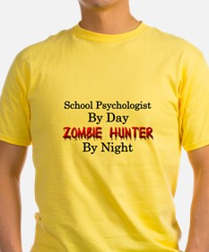 School Psychologist/Zombie Hunter T