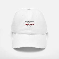 School Psychologist/Zombie Hunter Baseball Baseball Cap