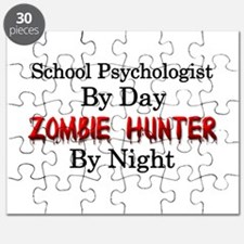 School Psychologist/Zombie Hunter Puzzle