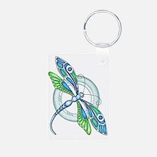 Decorative Dragonfly Keychains