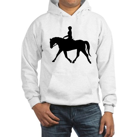 Horse Rider Hooded Sweatshirt