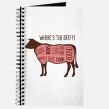 WHERES THE BEEF?! Journal