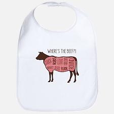 WHERES THE BEEF?! Bib