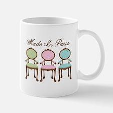 Made in paris Mugs