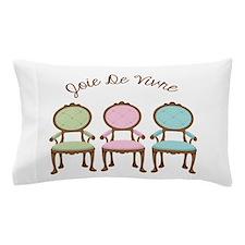 joie de vivre Pillow Case