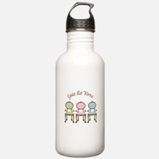 joie de vivre Water Bottle