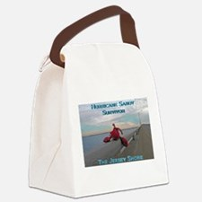 lobsta Canvas Lunch Bag