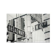 NY Broadway Times Square - Magnets