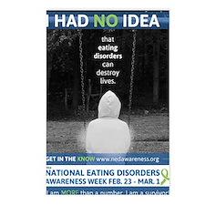 NEDAwareness Week 2014 Th Postcards (Package of 8)