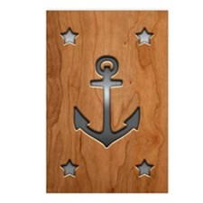 anchor-wood-PLLO Postcards (Package of 8)