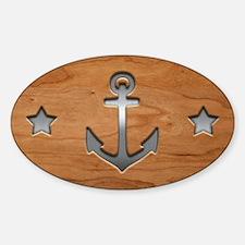 Anchor Board Decal