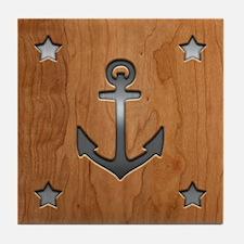 Anchor Board Tile Coaster