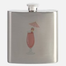 Strawberry Daiquiri Drink Flask
