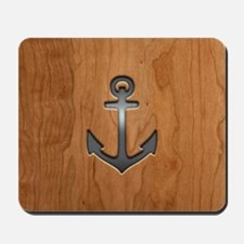 Anchor Board Mousepad