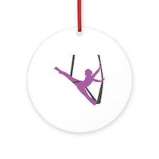 MRC logo 2 Round Ornament