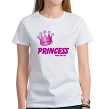 Princess Pink Bad Ass T-Shirt