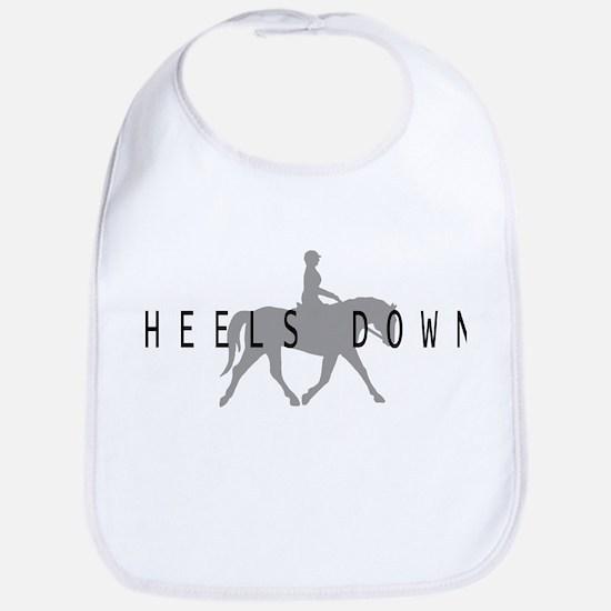 Heels Down Flat Rider Bib