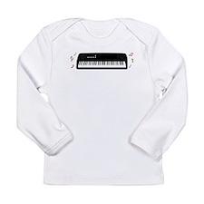 Keyboard Long Sleeve Infant T-Shirt
