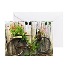 Bicycle Greeting Cards
