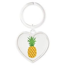 Pineapple Fruit Keychains