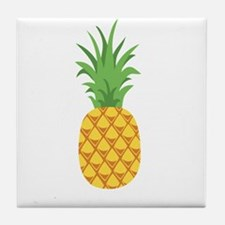 Pineapple Fruit Tile Coaster