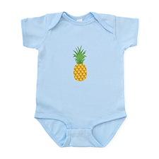 Pineapple Fruit Body Suit