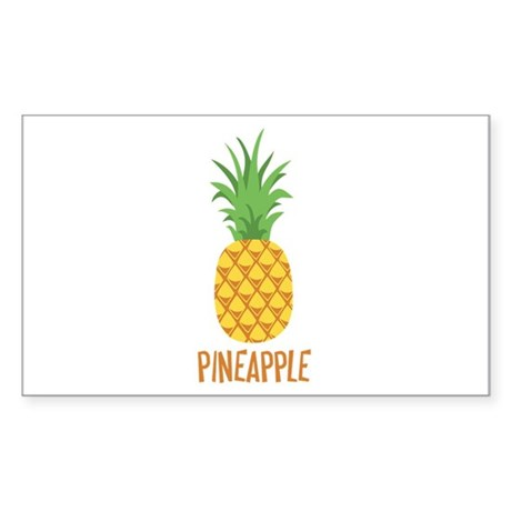 pineapple decal by hopscotch6. Black Bedroom Furniture Sets. Home Design Ideas