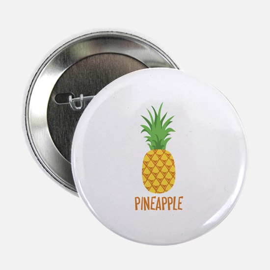 "Pineapple 2.25"" Button"