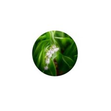 Lily of the Valley Mini Button (10 pack)