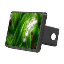 Lily of the Valley Hitch Cover