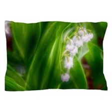 Lily of the Valley Pillow Case