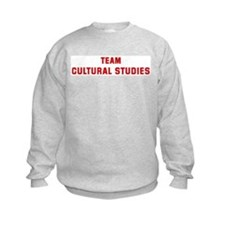 Team CULTURAL STUDIES Sweatshirt