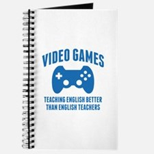 Video Games Teaching English Journal