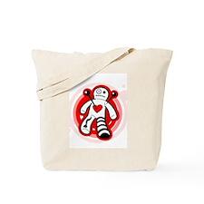 Valentine Man Tote Bag