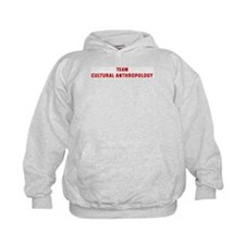 Team CULTURAL ANTHROPOLOGY Hoodie