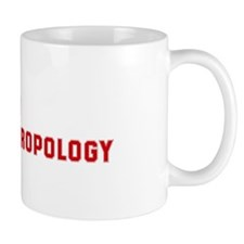 Team CULTURAL ANTHROPOLOGY Mug